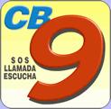 Canal 9 para llamada, escucha y emergencias