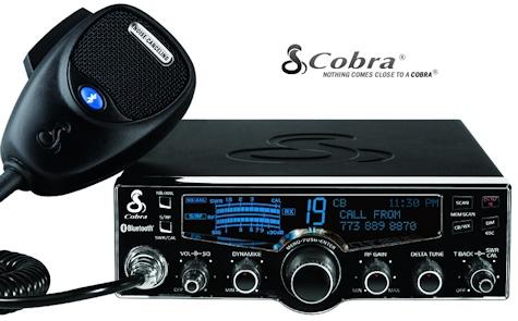 Cobra 29 LX BT LCD