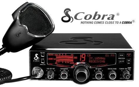 Cobra 29 LX en su versión EU, con FM
