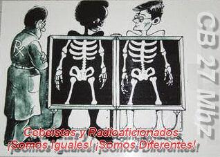 Iguales, diferentes