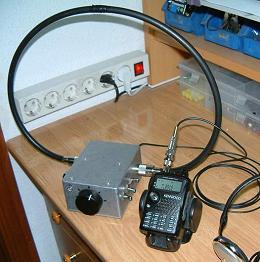 Antena RX