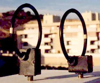 Micro-antenas de aro