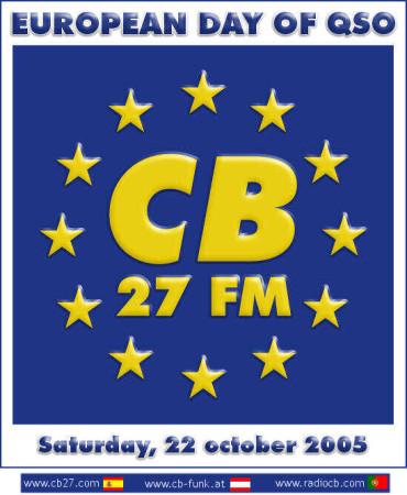 Día Europeo del QSO en CB27