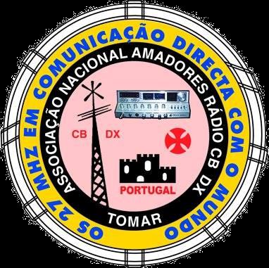 Associação Nacional Amadores Rádio CB DX de Tomar.