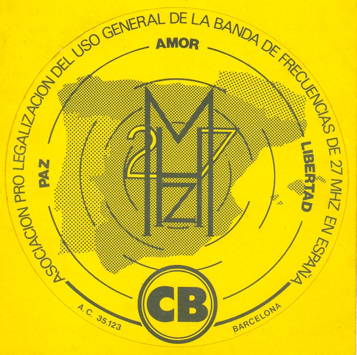 Asociación Pro-legalización del Uso General de la Banda de frecuencias de 27 MHz en España