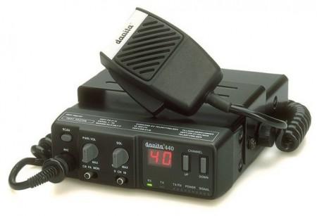 Emisora simple para equipo básico de CB27 (foto cortesía Danita Electronics)