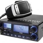 Una emisora móvil para Banda Ciudadana en 27 MHz (foto cortesía Midland)