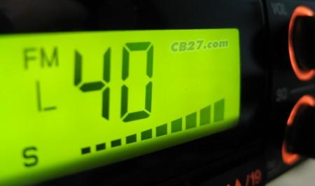 S-meter digital