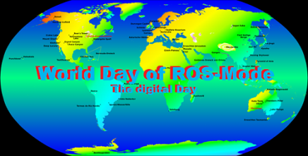 World Day of ROS Mode on CB. The Digital Day