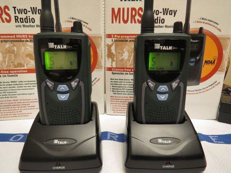 Multi-Use Radio Service (MURS)