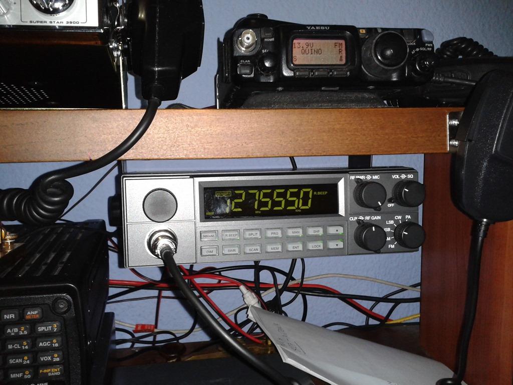 Concesionarios de antena de radio aficionados