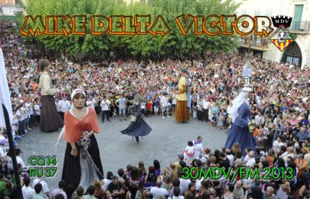 Activación Fiesta Mayor Invierno de Mollet del VallèsActivación con motivo de la Fiesta Mayor de Invierno Mollet del Vallès