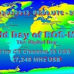 Anuncio del II Día Mundial del Modo ROS en CB