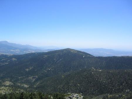 Cabeza de Líjar, Sierrade Guadarrama (Foto: Wikimedia Commons)