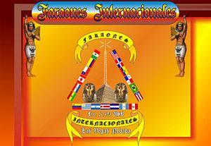 QSL de Faraones Internacionales