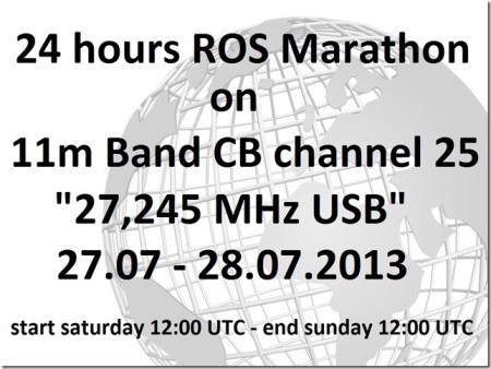 Maratón ROS en CB