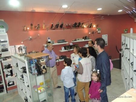 El Museo de la Banda Ciudadana, fuente de inspiración para futuros aficionados.