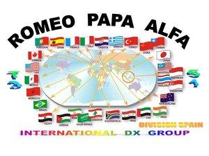 Grupo DX Romeo Papa Alfa