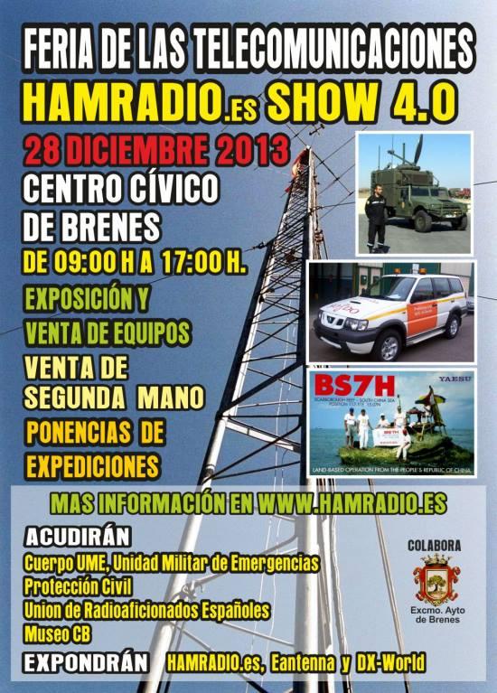 HAM RADIO SHOW 4.0