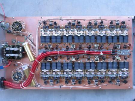 No es buena la idea usar amplificadores lineales en CB