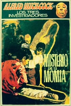 El misterio de la momia.
