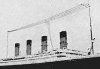 Figura 2. Carga superior en T usada en la antena del Titanic