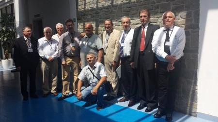 Asistentes al 14º congreso de la ECBF