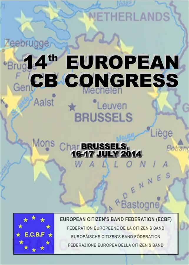 14 Congreso ECBF