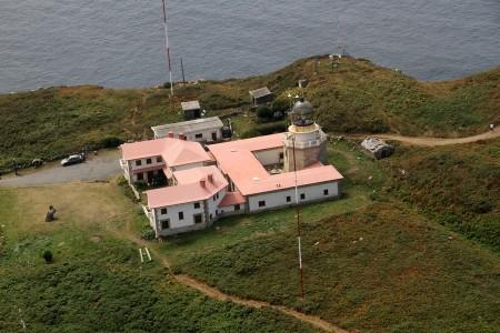Faro de Estaca de Bares (foto: Wikimedia)