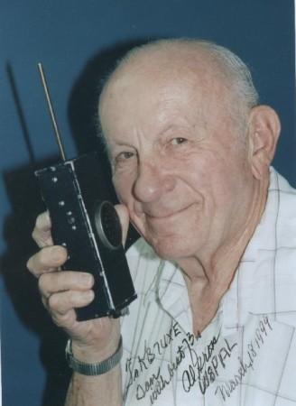 Al Gross es considerado por muchos como el 'padre de la CB'