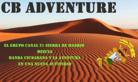 CB Adventure 2014