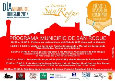 Programa de actos del municipio de San Roque (Cádiz)