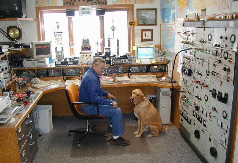 La radioafición abre las puertas de otras bandas y da pie a descubrir otros mundos.