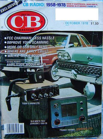 Magacín CB Magazine, 1978