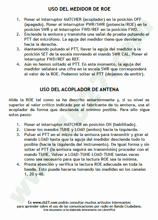 Manual TM-100, página 2