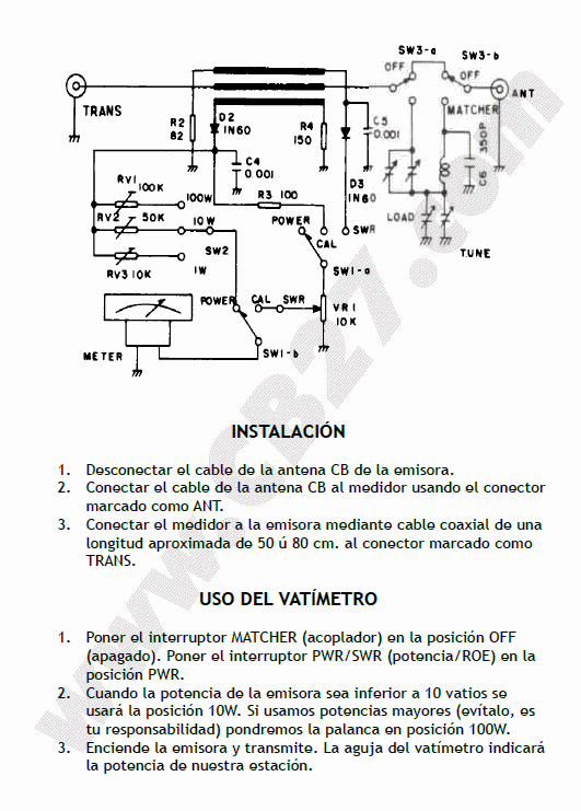 Manual TM-100, página 4