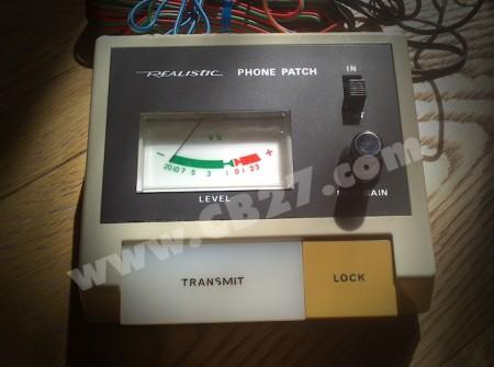 Adaptador telefónico de Realistic (EE.UU.)