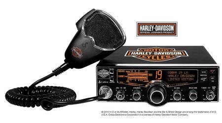 Cobra 29 LX HD LE Harley Davidson Edition