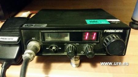 40 canales, AM/FM, lo básico para un uso correcto y eficaz de la Banda Ciudadana