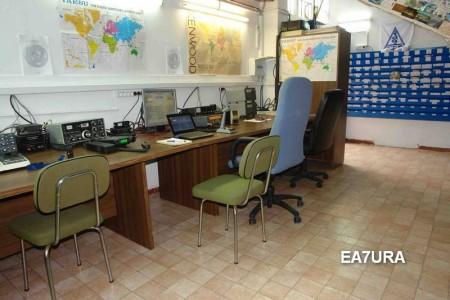 Instalaciones de URE Algeciras, ahora también con CB