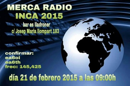 Merca Radio Inca 2015
