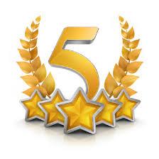 Calificación: Cinco Estrellas