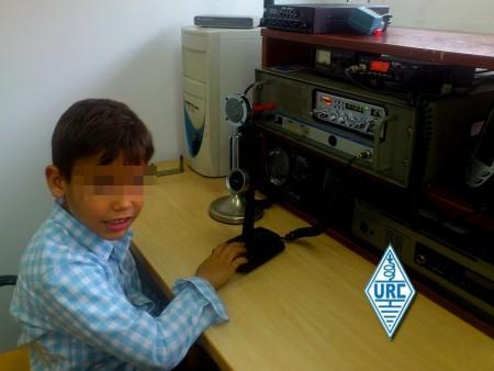 La Banda Ciudadana hará que los más jóvenes puedan conocer, de una forma muy sencilla, cómo funciona la comunicación por radio.