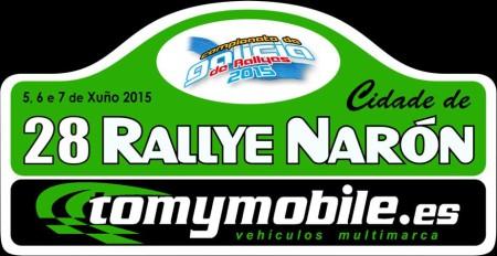 Rallye de Narón 2015