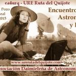 Senderismo, astronomía y radio en La Mancha.