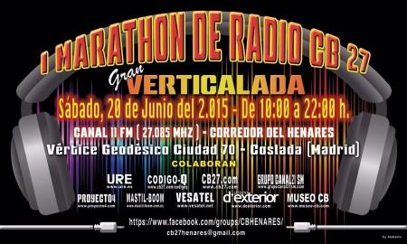 Maratón CB Henares 2015
