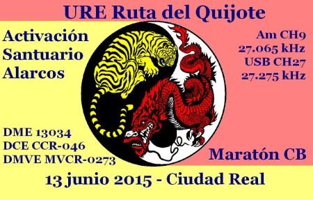 Maratón CB URE Ruta del Quijote