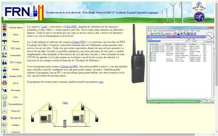 FRN es una de las numerosas plataformas VoIP para radioenlaces.