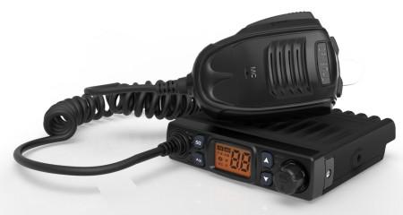 Las emisoras de tamaño ultracompacto, también en versión UHF para Australia (Foto: Crystal Mobile Radios)
