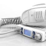 Tamaño, diseño y precio, atractivos chinos para la CB en UHF (Foto: Crystal Mobile Radios)